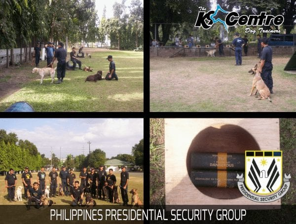 Philippines Presidential Security Group