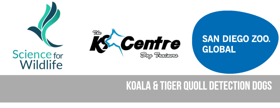 Science for Wildlife K9 Centre San Diego Zoo dog trainer Australia