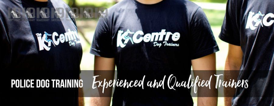 The K9 Centre Specialist Dog Training Company dog trainer Australia